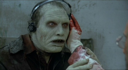 Day-of-the-Dead-on-DVD-Scene-Bub-the-Zombie-Likes-Music-1985-Horror-Film-Romero-Original